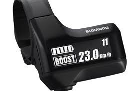 Mid drive or central motor for ebikes by Shimano Steps